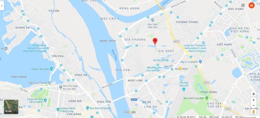 Chung Cư Rice City Long Biên